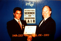 Intel ISEF 2003 - Planet Detection