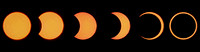 Full Annular Eclipse Timelapse