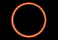 Annular Eclipse Totality