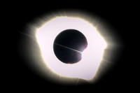 Totality - Diamond Ring Effect